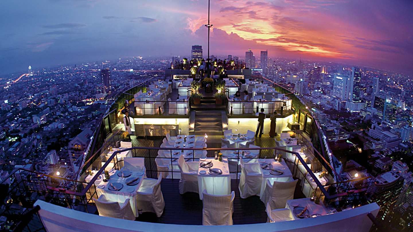 Raising the Bar in Bangkok